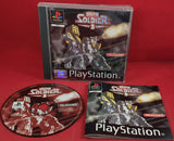 Iron Soldier 3 Sony Playstation 1 (PS1) RARE Game