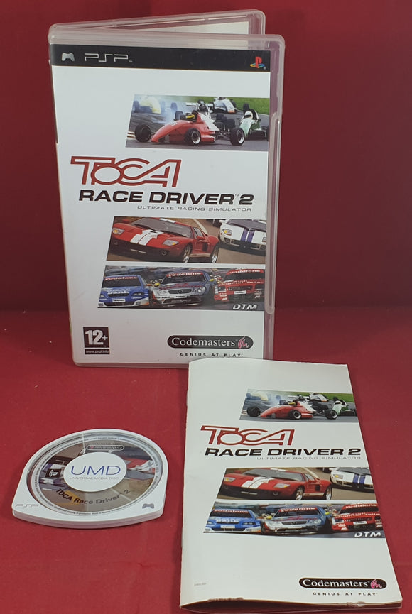 Toca Race Driver 2 Sony PSP Game