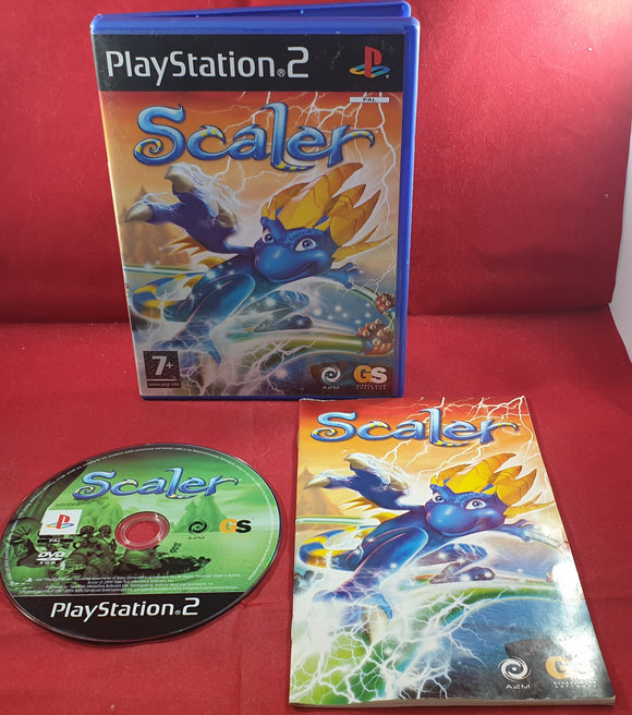 Scaler Sony Playstation 2 (PS2) Game