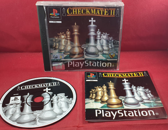 Checkmate II Sony playstation 1 (PS1) Game