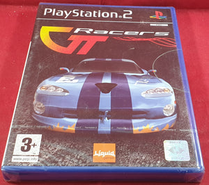 Brand New and Sealed GT Racers Sony Playstation 2 (PS2) Game