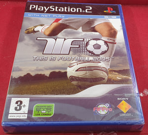 Brand New and Sealed This is Football 2005 AKA World Tour Soccer 2006 Sony Playstation 2 (PS2) Game