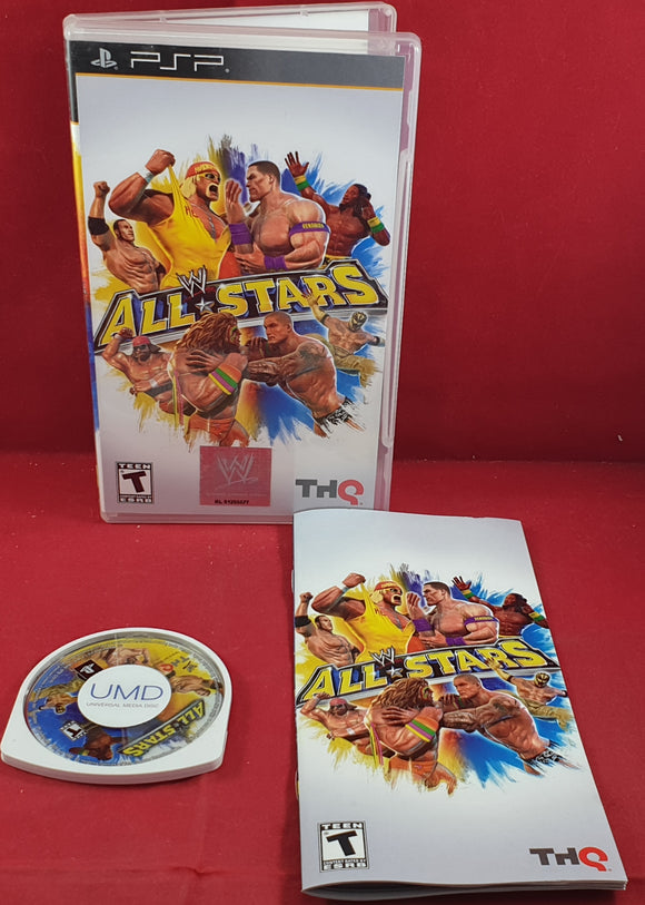 WWE All Stars Sony PSP Game