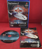 Star Trek Voyager Elite Force Sony Playstation 2 (PS2) Game