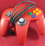 Red Official Nintendo 64 (N64) Controller Accessory