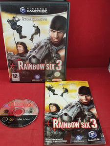 Rainbow Six 3 Nintendo GameCube Game