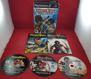 Prince of Persia Trilogy Sony Playstation 2 (PS2) Game