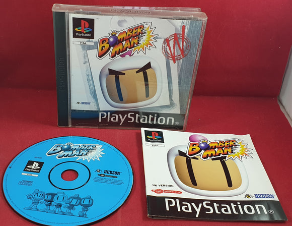 Bomberman Sony Playstation 1 (PS1) Game