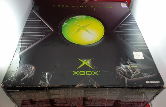 Boxed Xbox Original FIFA World Cup 2006 Sponsored Edition Console