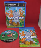 ZooCube Sony Playstation 2 (PS2) Game