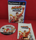 Street Fighter Alpha Anthology Sony Playstation 2 (PS2) Game