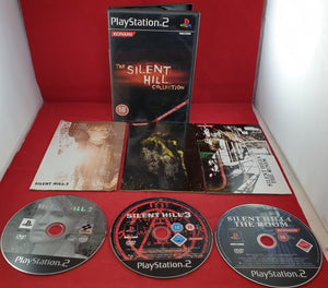 The Silent Hill Collection Sony Playstation 2 (PS2) RARE Game