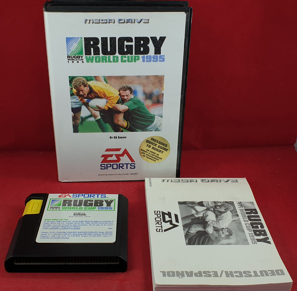 Rugby World Cup 1995 Sega Mega Drive Game