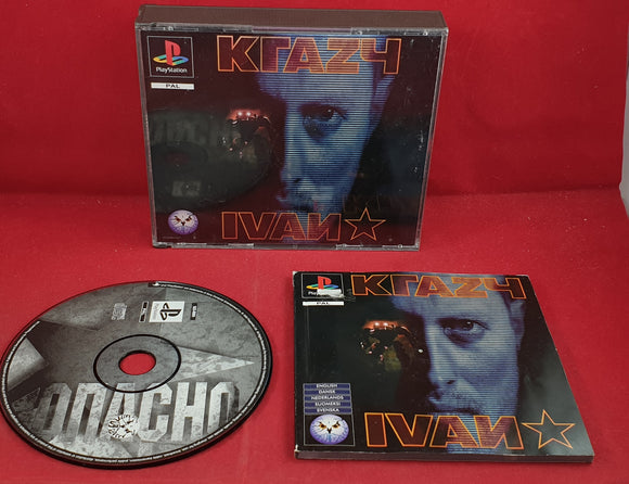 Krazy Ivan Sony Playstation 1 (PS1) Game
