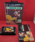 Davis Cup World Tour Sega Mega Drive Game