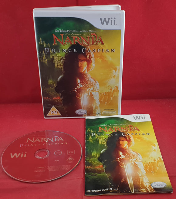 The Chronicles of Narnia Prince Caspian Nintendo Wii Game