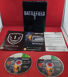 Battlefield 3 in RARE Steel Case Microsoft Xbox 360 Game