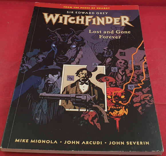 Witchfinder Volume 2 Lost and Gone Forever Comic Book
