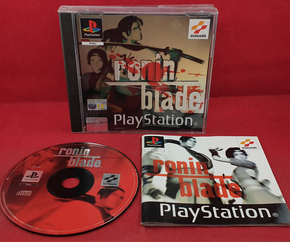 Ronin Blade Sony Playstation 1 (PS1) Game
