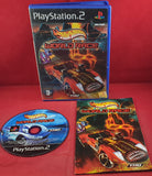 Hot Wheels World Race Sony PlayStation 2 (PS2)  Game