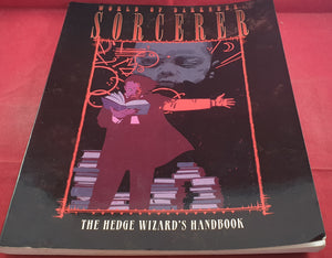 World of Darkness Sorcerer the Hedge Wizard's Handbook