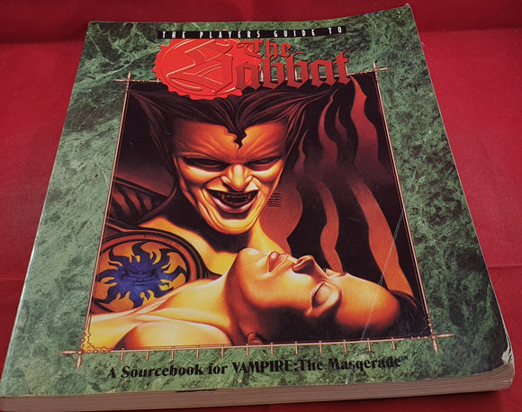 The Players Guide to the Sabbat RARE Book