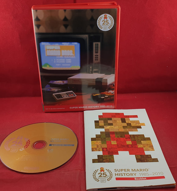 Super Mario History 1985-2010 Audio CD