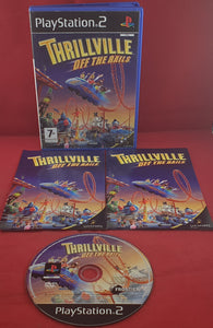 Thrillville off the Rails Sony Playstation 2 (PS2) Game