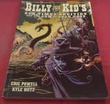 Billy the Kid's Old Timey Oddities and the Orm of Loch Ness Comic Book