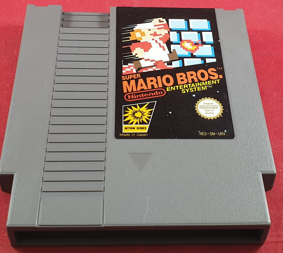 Super Mario Bros Cartridge Only Nintendo Entertainment System (NES) Game