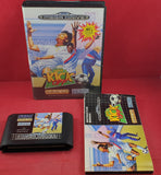 Super Kick Off Sega Mega Drive Game