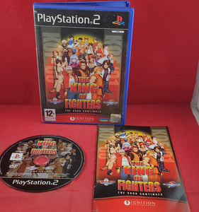 The King of Fighters 2000 - 2001 Sony Playstation 2 (PS2) Game