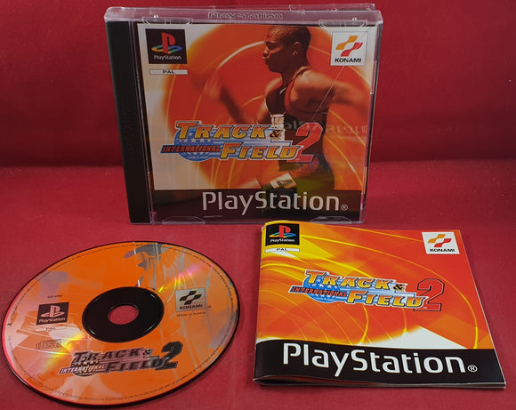 International Track & Field 2 Sony Playstation 1 (PS1) Game