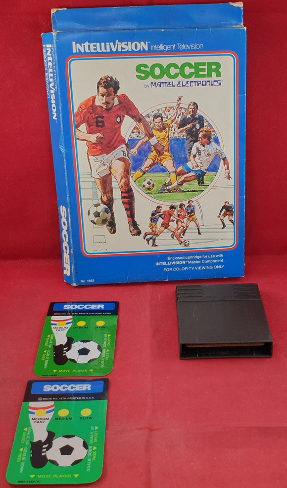 Soccer Intellivision Game