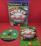 Crazy Golf World Tour Sony Playstation 2 (PS2) Game