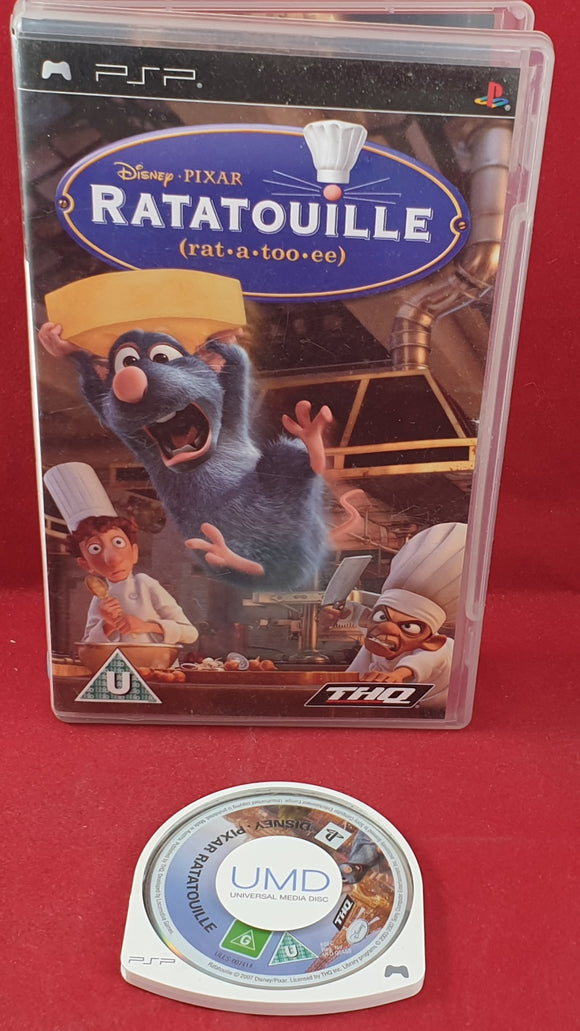 Ratatouille Sony PSP Game