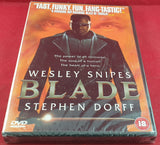 Brand New and Sealed Blade DVD