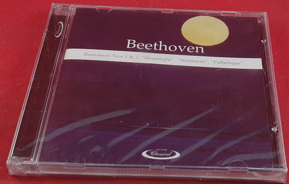 Brand New and Sealed Beethoven RARE Audio CD