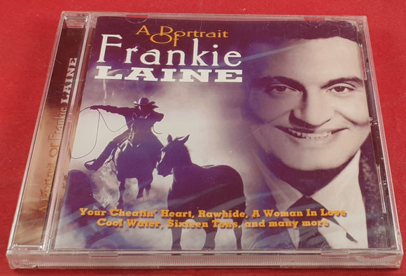 Brand New and Sealed A Portrait of Frankie Laine Audio CD
