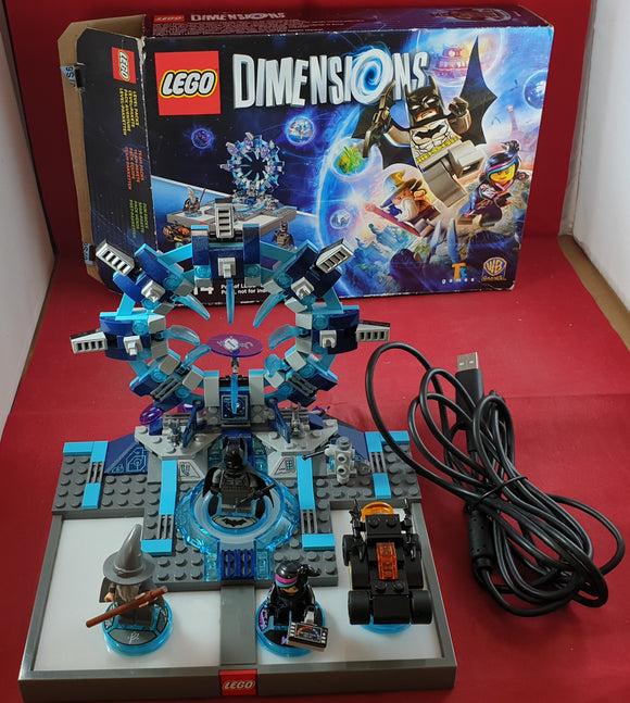 Lego Dimensions Starter Pack Microsoft Xbox 360 Game