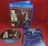 The Last of Us Remastered Sony Playstation 4 (PS4) Game