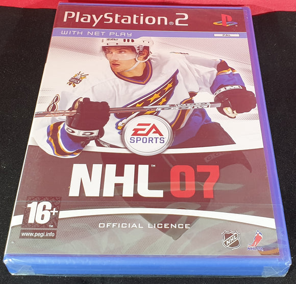 Brand New and Sealed NHL 07 Sony Playstation 2 (PS2) Game