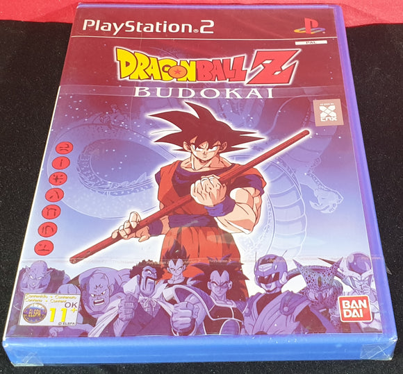 Brand New and Sealed Dragon Ball Z Budokai Sony Playstation 2 (PS2) Game