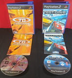 Test Drive Unlimited & Overdrive Sony Playstation 2 (PS2) Game Bundle