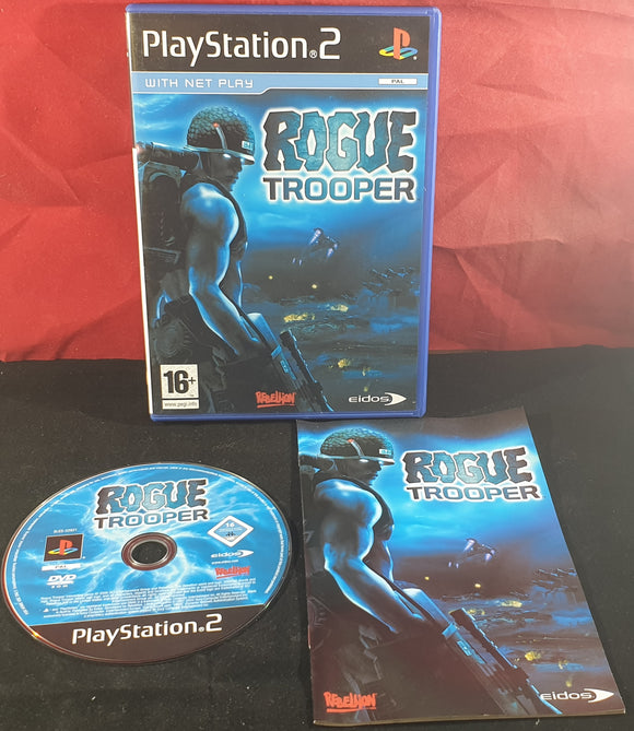 Rogue Trooper Sony Playstation 2 (PS2) Game