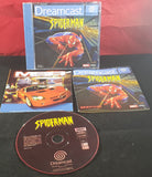 Spider-Man Sega Dreamcast Game