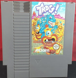 Trog Cartridge Only Nintendo Entertainment System NES