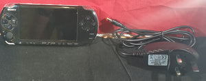 Sony PSP 3000 Console with Unofficial Charger