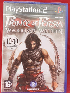 Brand New and Sealed Prince of Persia Warrior Within Sony Playstation 2 (PS2) Game
