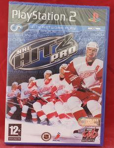 Brand New and Sealed NHL Hitz Pro Sony Playstation 2 (PS2) Game